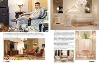Fratelli Radice итальянская классическая мебель