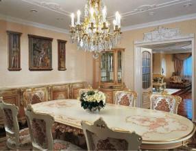 sala da pranzo barocco veneziano