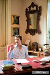 Tiziano Radice in Studio