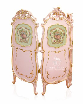 FRATELLI RADICE | BAROQUE STYLE FOLDING SCREEN