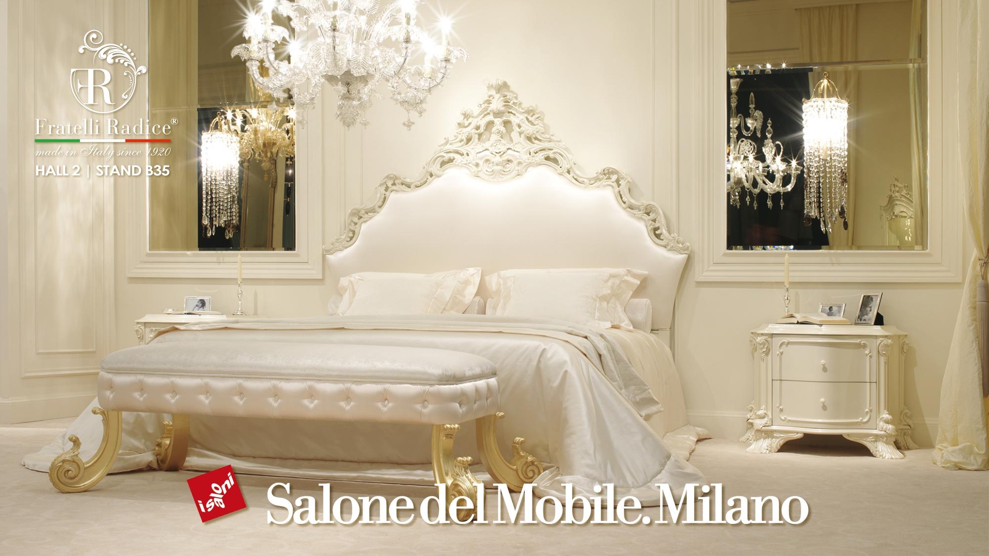 International furniture fair milan april 4 9 2017 fratelli radice - Salon du meuble milan 2017 ...