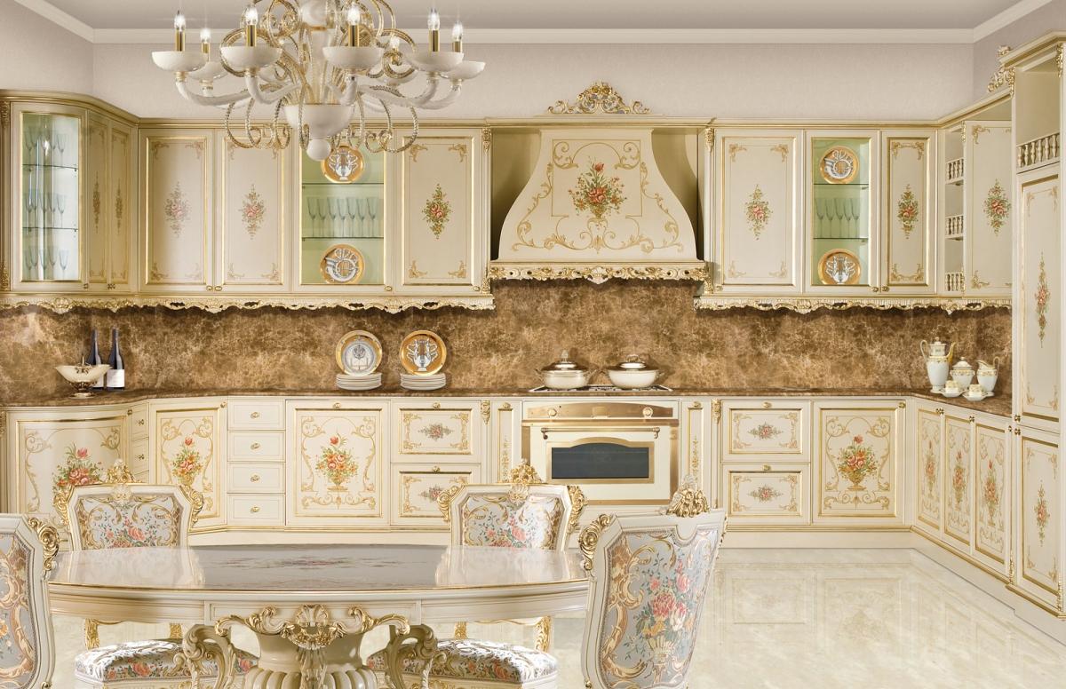 Stunning cucine stile veneziano ideas - Mobili barocco veneziano ...